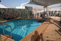 MSC Fantasia Piscina Yacht Club