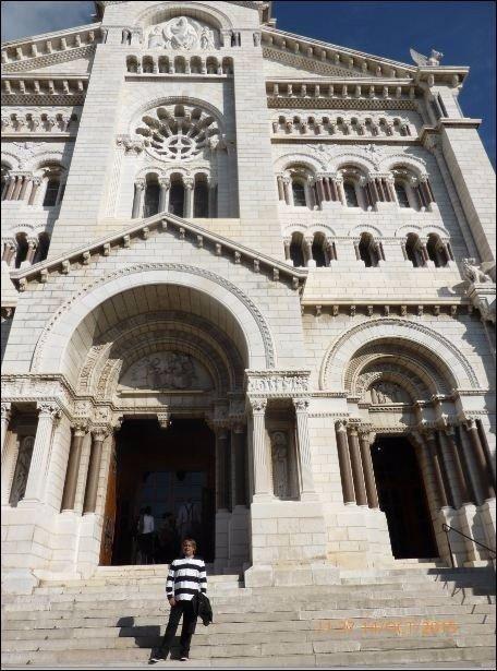 Catedral de San Nicolás en Monaco