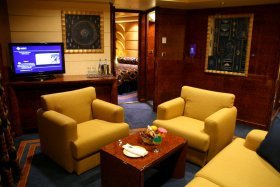 MSC Fantasia Royal Suite Yatch Club
