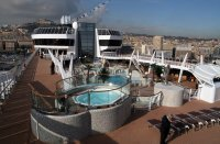 msc fantasia piscina central