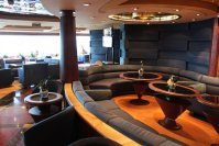 MSC Splendida Yacht Club Top Sail Lounge