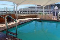 MSC Splendida Yacht Club piscina