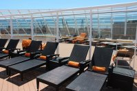 MSC Splendida solarium Yacht Club