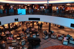Norwegian Escape Atrium 2