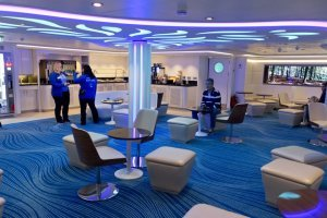 Norwegian Escape Camarote Studio 3