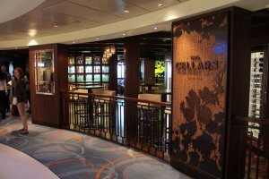Norwegian Escape Cellars Wine Bar