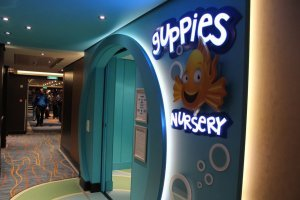 Norwegian Escape Guppies Nursery 1