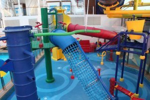 Norwegian Escape Kids Aqua Park