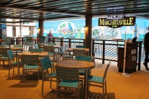 Norwegian Escape MargaritaVille 1
