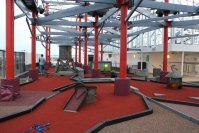 Norwegian Escape Ropes Minigolf
