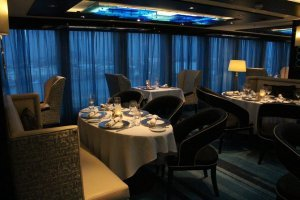 Norwegian Escape The Haven Restaurant