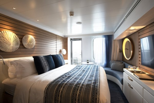 Ponant Cabine Deluxe Laperouse