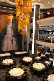 Harmony of the Seas Zona14 American Icon Grill