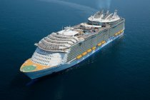 Harmony of the Seas aerea