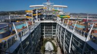 Symphony of the Seas Perfect Storm