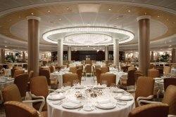 Oceania Riviera Main Dining Room