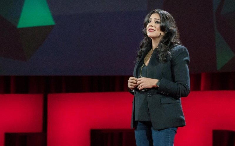 "Celebrity Cruises anuncia como madrina del Celebrity Apex a Reshma Saujani, CEO de Girls Who Code y autor del best-seller ""Valientes e imperfectas"""