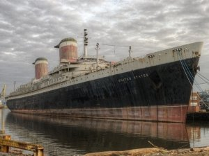 Crystal no revivirá el SS United States