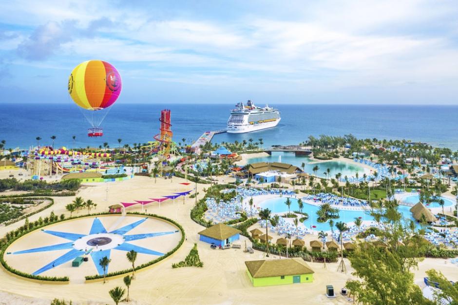 Royal Caribbean comenzará a operar desde Bahamas en junio