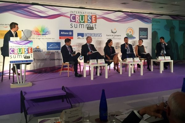El International Cruise Summit abordó los temas candentes de la industria de crucero