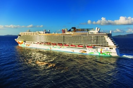 "Norwegian Cruise Line presenta el programa ""Free the Beat"""