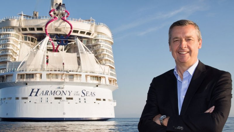 Michael Bayley - CEO de Royal Caribbean