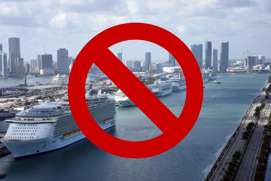 El CDC norteamericano ningunea de nuevo a la industria de los cruceros