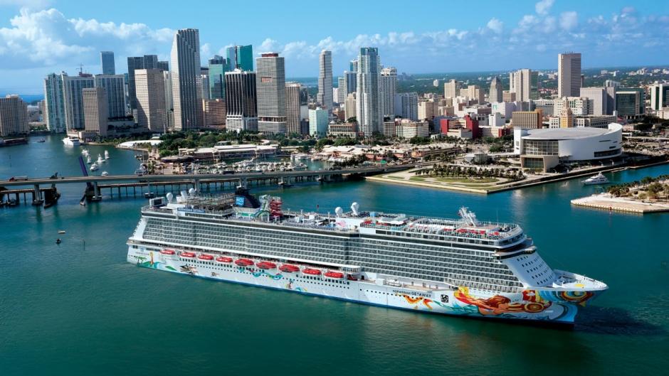 Norwegian Cruise Line Holding envia su propio plan de reinicio al CDC con vistas al icónico 4 de julio