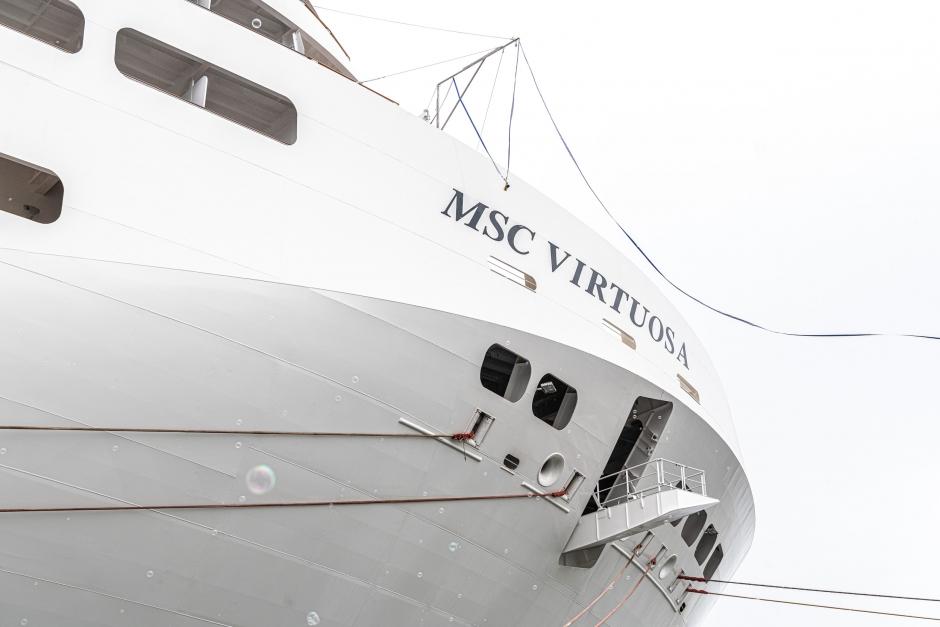 MSC Cruceros destina el MSC Virtuosa a Reino Unido y reemplaza su programación con el MSC Seaview