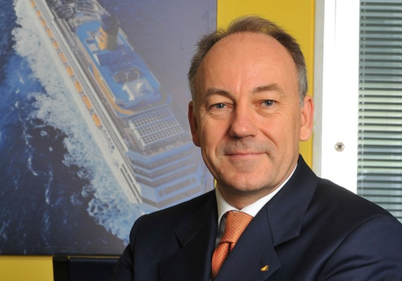 "Costa Cruceros nombra a Norbert Stiekema nuevo ""Chief Strategy & Digital Officer"""