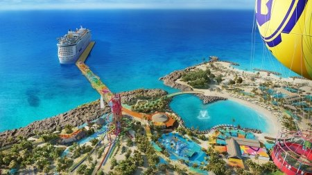 Royal Caribbean inaugurará Perfect Day at Cococay, su isla privada en Las Bahamas, en mayo de 2019