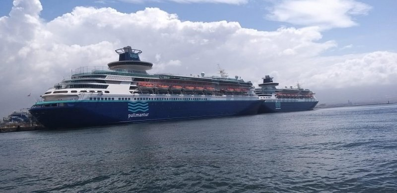 Cruises Investment Holding y Royal Caribbean Group, reorganizarán su joint venture Pullmantur
