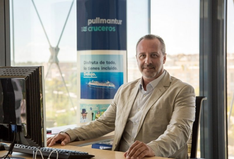 Yordan Yordanov, nuevo Director Technical Ship Management de Pullmantur Cruceros