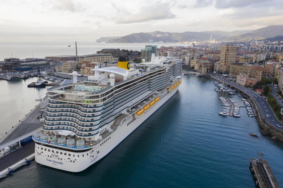 Costa retrasa sus cruceros a mayo