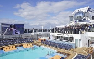 Royal Caribbean estrena nuevo barco Ovation of the Seas