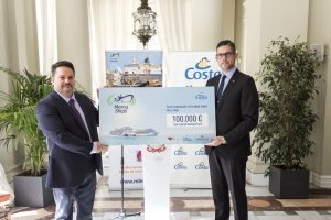 Costa Group dona 100.000€ a la ONG Naves de Esperanza