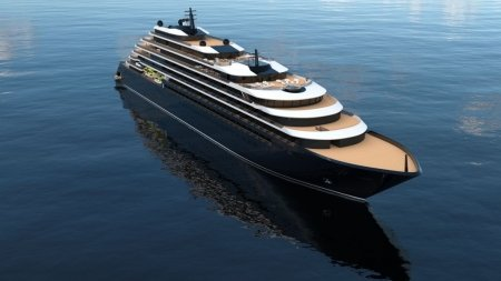 The Ritz-Carlton Yacht Collection desvela el nombre de su primer barco