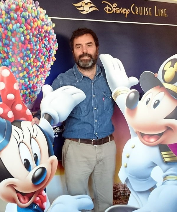Roberto Cabello. Product Manager Disney Cruise Line