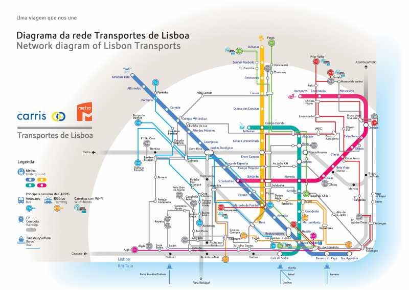 mapa carris lisboa pdf INFORMACIÓN: LE HAVRE, LISBOA Y HARWICH   InfoCruceros mapa carris lisboa pdf