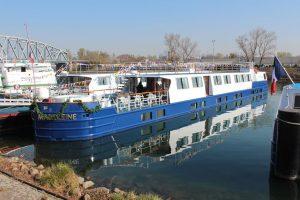 Croisieurope Madeleine peniche cruceros fluviales